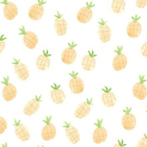 Pineapples by Wonder Forest