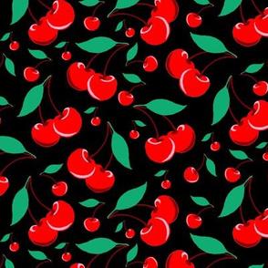 Cherry - Black