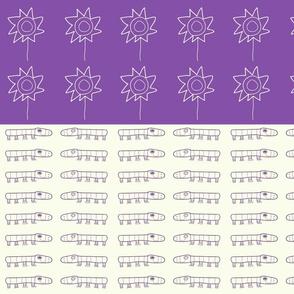 Letizia spring in lavender