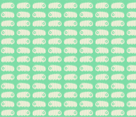 animalos fabric by zoolue on Spoonflower - custom fabric