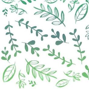 Flora Greenery