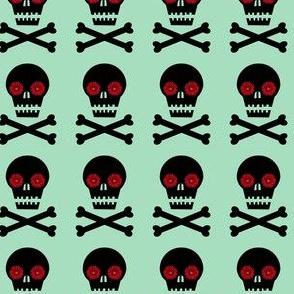 Skulls & Gerbras