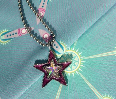 Hexarocket - Green Star A