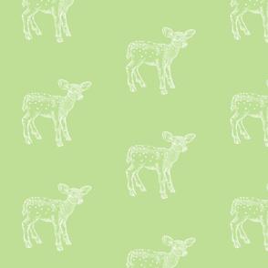 Dear Deer Spring Green