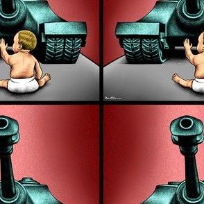 No_More_War_by_BenHeine
