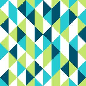 Ocean Triangles