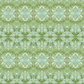 Mint Flavored Hexagons