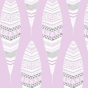 Dandelion Feathers Lavender