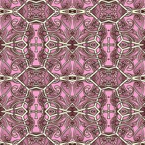 Pink Polygon Playground