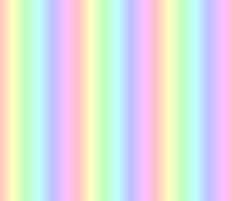 pastel gradient fabric by modernfox on Spoonflower - custom fabric
