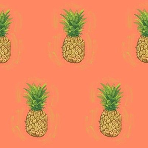 Fruit Salad Pineapples