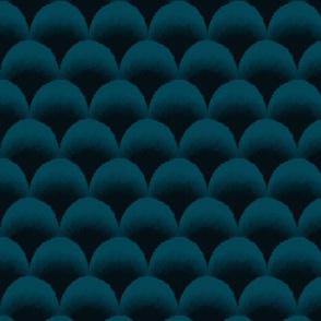 dark blue scales