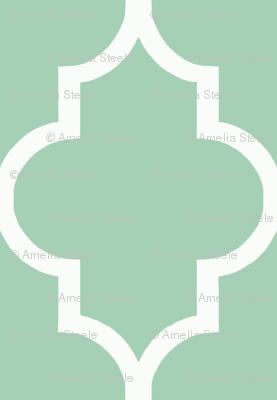 Quatrefoil in Mint
