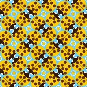 7-spot ladybird orgy