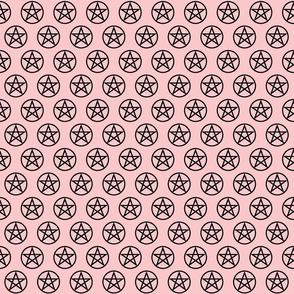 Pink Pagan Star