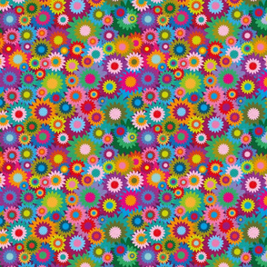 Vivid Flowers-2
