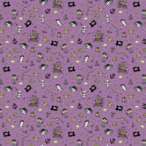 Ditsy_Pirates_Purple