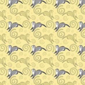 Whimsical Ferrets