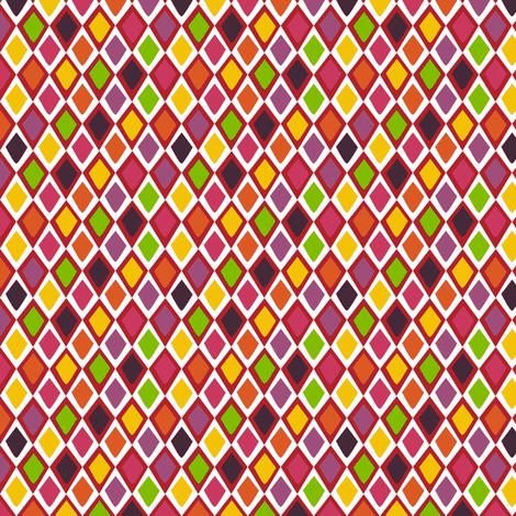 Peruvian Llama Blanket fabric by lauriewisbrun on Spoonflower - custom fabric
