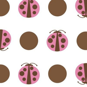 Beetles_Polkadot_brownPink1