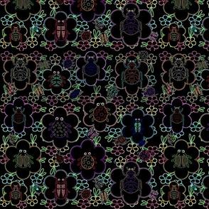 Neon Beetle