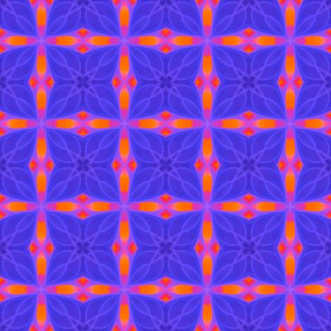 Nautilus Matrix fabric by dovetail_designs on Spoonflower - custom fabric