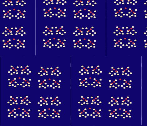 Cider Blue fabric by geri_cooper_designs on Spoonflower - custom fabric