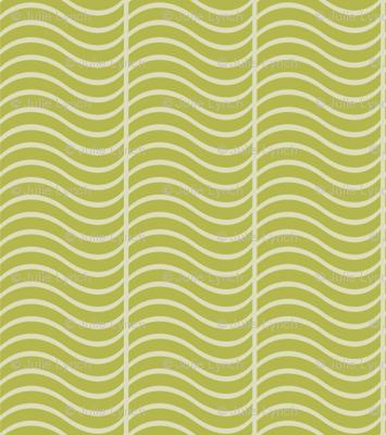 toadstool wave green