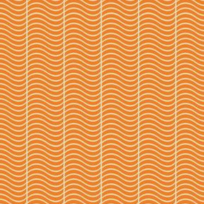 toadstool wave orange
