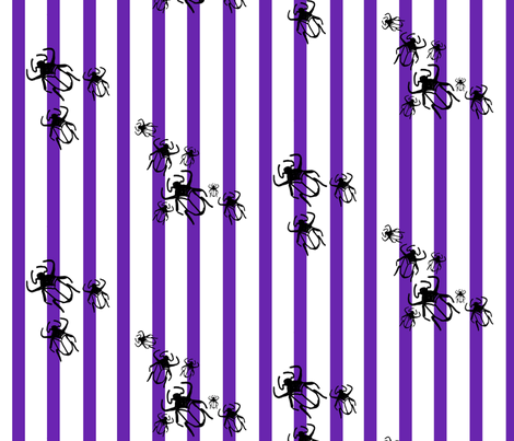 beetle_juice fabric by face28 on Spoonflower - custom fabric