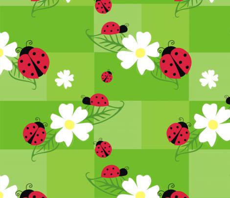 ladybug_fabric fabric by brandywine21478 on Spoonflower - custom fabric