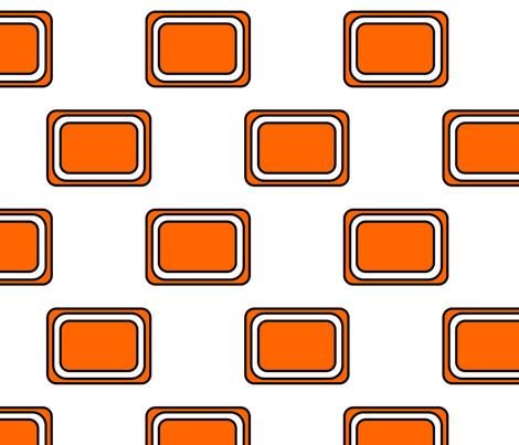 OrangeRectangles2 fabric by kelleecarr on Spoonflower - custom fabric