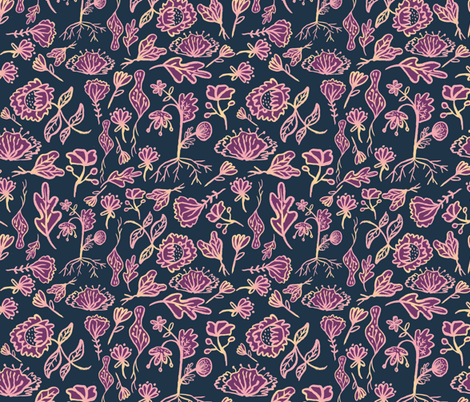 Savage  fabric by elylu on Spoonflower - custom fabric