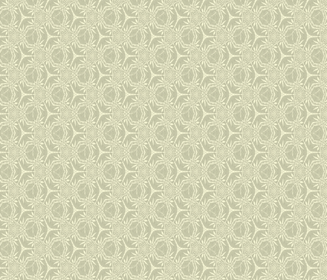 Taupe Edelweiss 500 fabric by wren_leyland on Spoonflower - custom fabric