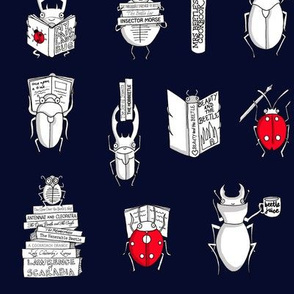 Beetle Bookworms
