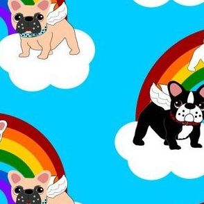 All Frenchies go to Heaven