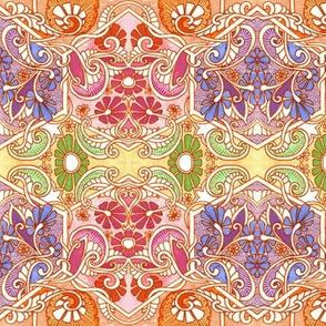 Homestyle Nouveau Rainbow Honeycomb