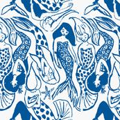 mermaid troy
