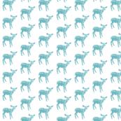 Dear Deer Turquoise
