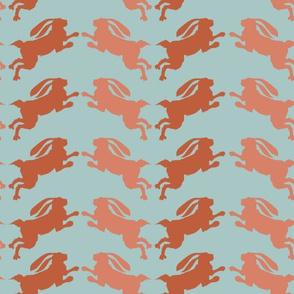 Rabbit Chevron