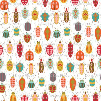 Happy Beetles