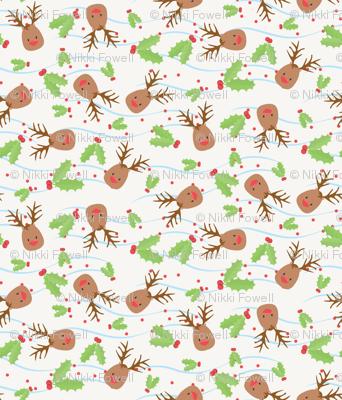 Deer Holly