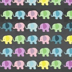 Elephant Parade- Lemon