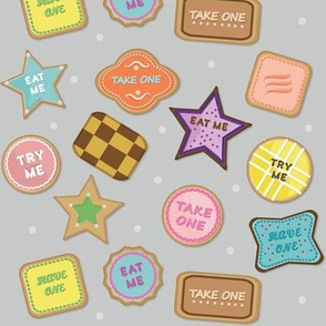 Alice_In_Wonderland_Cookies_Gray