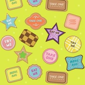 Alice_In_Wonderland_Cookies_Yellow