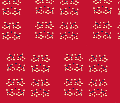 Cider Red fabric by geri_cooper_designs on Spoonflower - custom fabric