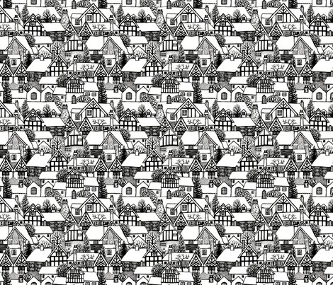Rrrspoonflower_black_and_white_houses_six_square._shop_preview