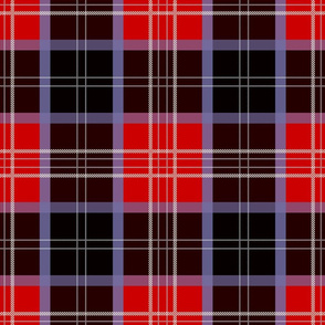 Custom Plaid ~ MacWowza ~ Dress