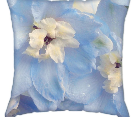Pillow Larkspur