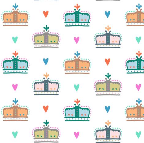 royal fabric by katherinecodega on Spoonflower - custom fabric